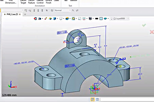 ZW3D Low Cost 2D 3D Mechanical CAD